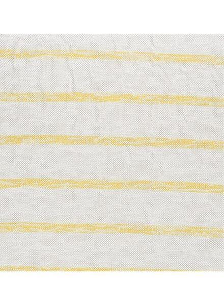dames t-shirt geel geel - 1000008004 - HEMA