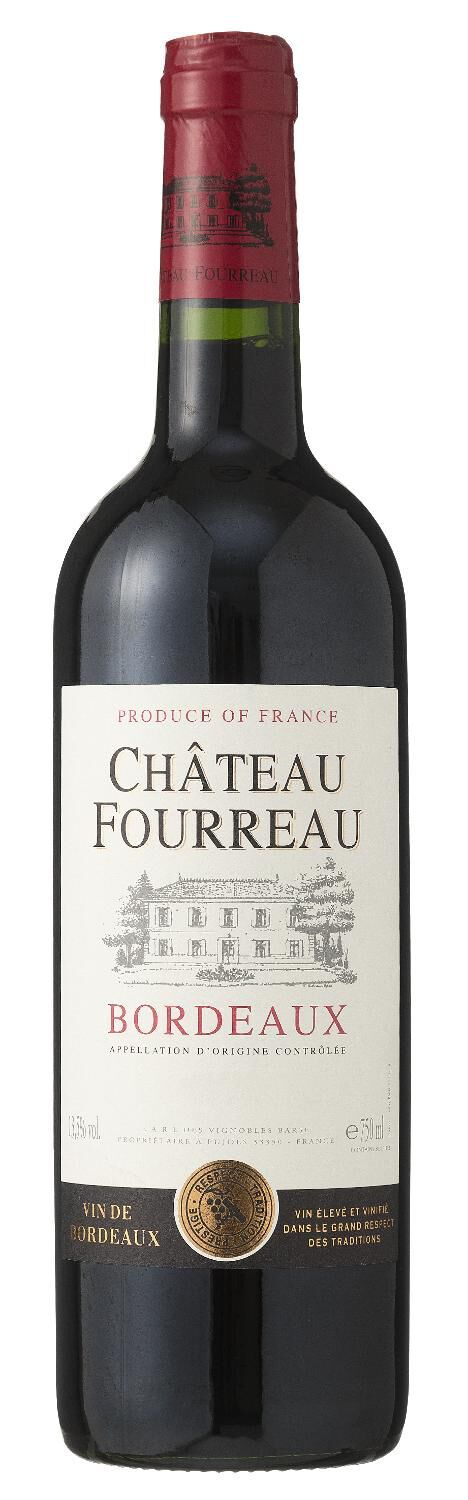 Chateau Fourreau Chateau Fourreau - 0,75 L
