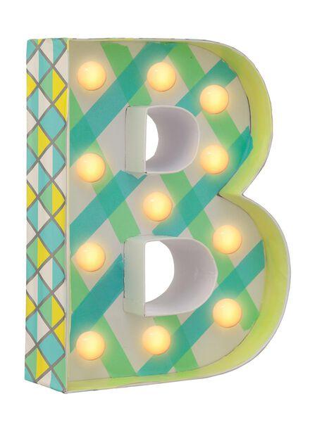 knutsel circusverlichting B - 60100304 - HEMA