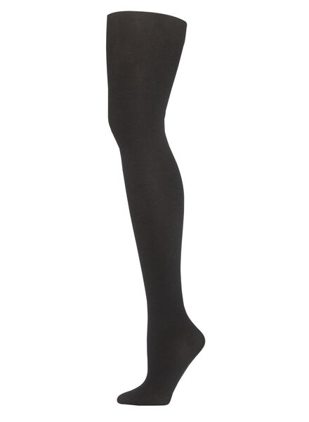 glitter panty zwart zwart - 1000011438 - HEMA
