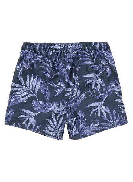 heren zwembroek donkerblauw donkerblauw - 1000012589 - HEMA