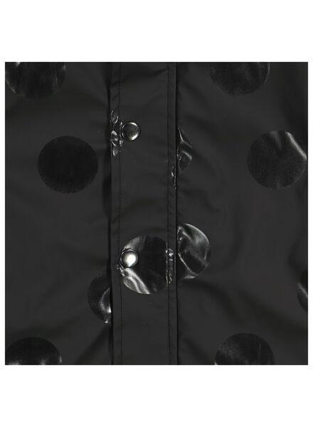 kinderjas zwart zwart - 1000013574 - HEMA