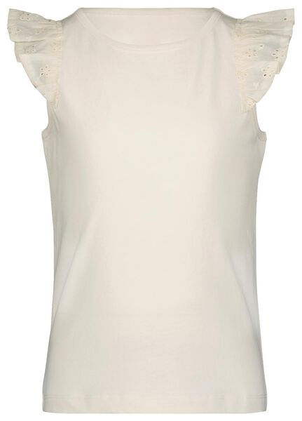 kinder t-shirts - 2 stuks roze roze - 1000023681 - HEMA