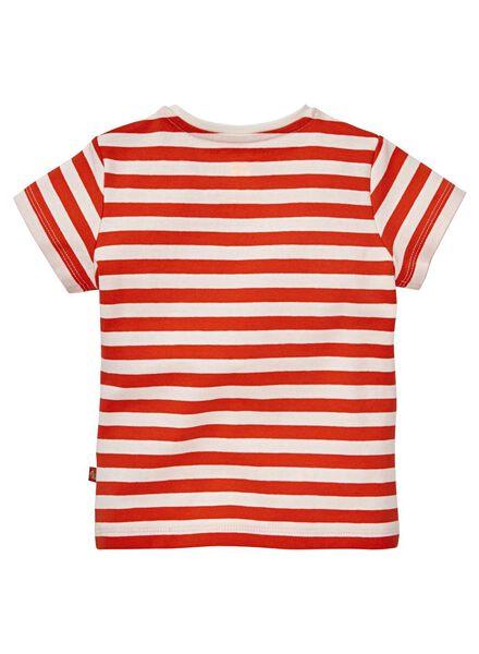 2-pak baby t-shirts lichtroze lichtroze - 1000012992 - HEMA