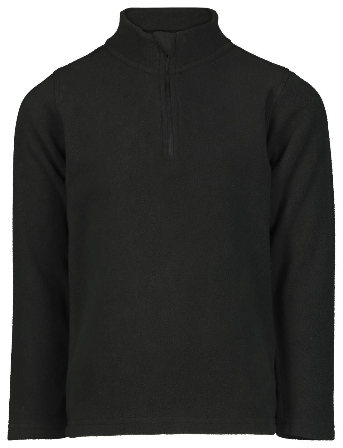 HEMA Kinder Skipully Fleece Zwart (zwart)