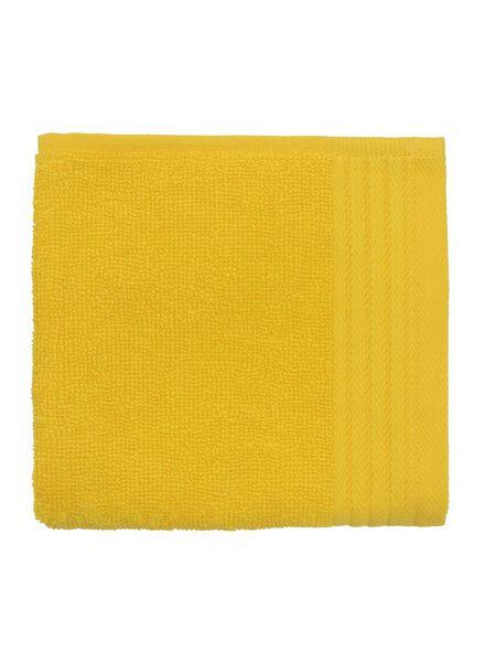 keukendoek 50 x 50 cm keukendoek geel - 5470005 - HEMA