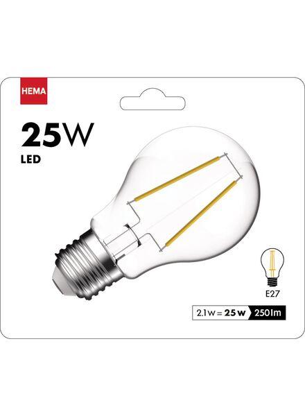 LED lamp 25 watt - 20090011 - HEMA