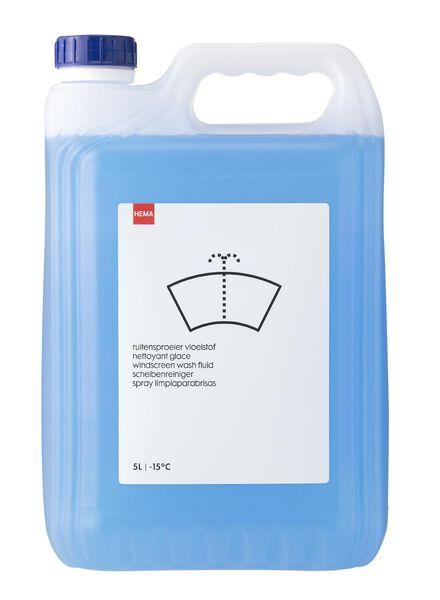 ruitensproeiervloeistof 5 liter - 41750011 - HEMA
