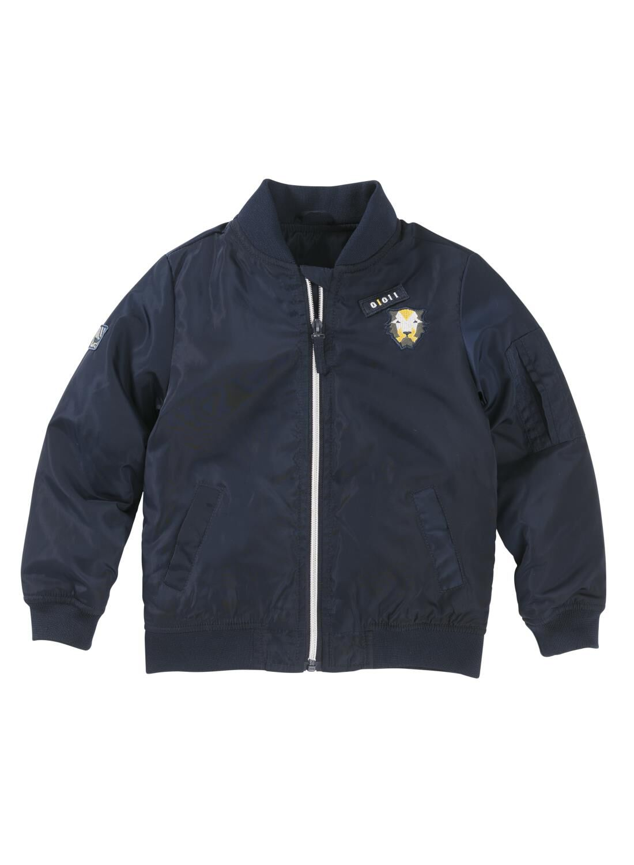 HEMA Kinderjas Donkerblauw (donkerblauw)