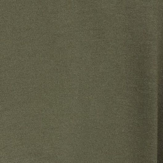 dames top plooien olijf olijf - 1000021218 - HEMA