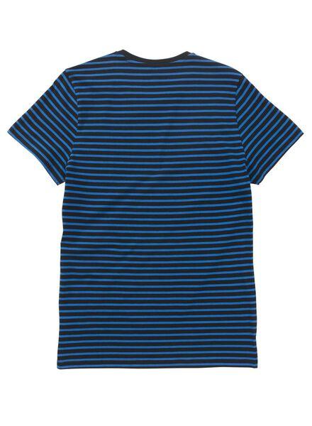 heren shortama donkerblauw donkerblauw - 1000012580 - HEMA