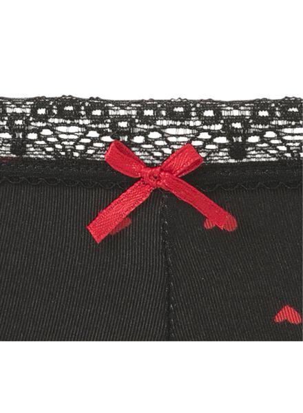dameshipster zwart zwart - 1000011094 - HEMA