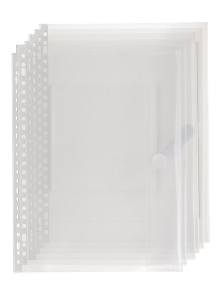 6-pak envelopmappen - 14890040 - HEMA