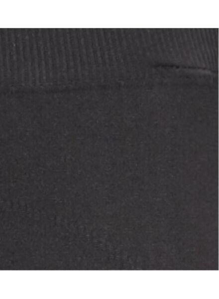dames sportlegging zwart zwart - 1000009315 - HEMA