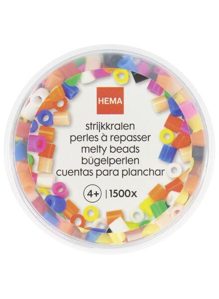 strijkkralen 1500 stuks - 15990359 - HEMA