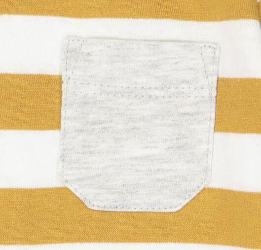 baby t-shirt bruin bruin - 1000020344 - HEMA