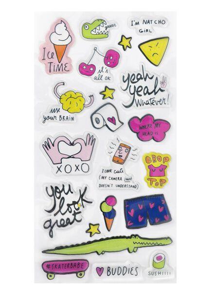 stickers - 14588150 - HEMA