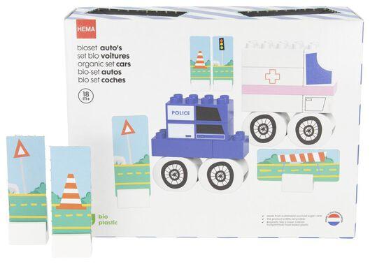 bio bouwset auto's - 15120045 - HEMA
