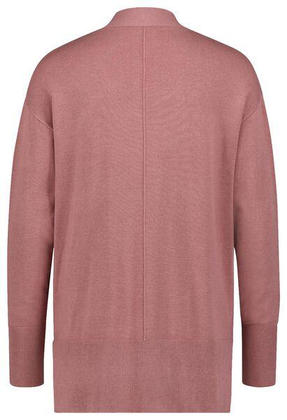 damesvest roze S - 36384786 - HEMA