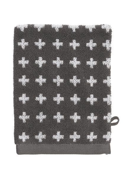 washand - zware kwaliteit - grijs plus - 5210032 - HEMA