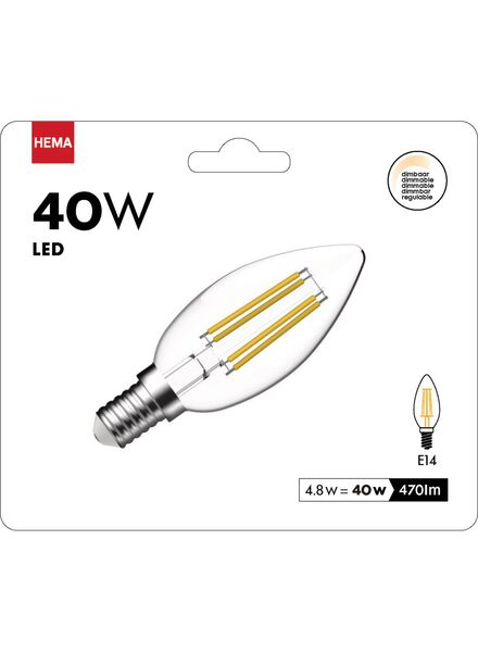 LED lamp 40 watt - 20090028 - HEMA