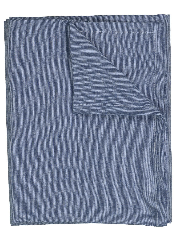 HEMA Tafelkleed 140×240 Chambray Blauw