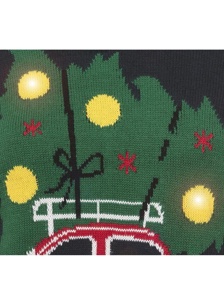 Kersttrui Heren Met Lampjes.Heren Kersttrui Met Lampjes Hema