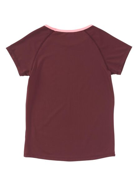 kinder sport t-shirt roze roze - 1000008405 - HEMA
