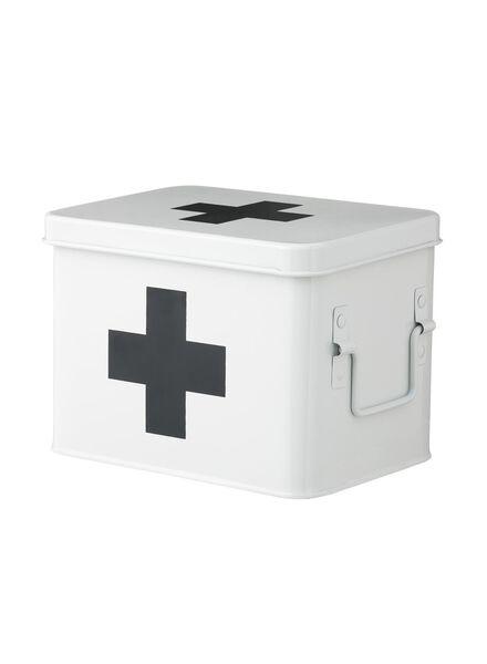 medicijnbox 21,5 x 15,5 x 15 cm - 80300009 - HEMA
