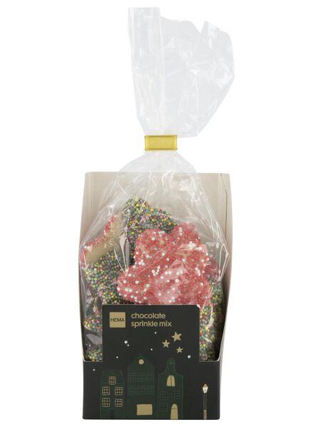 chocoladesterren met musketzaad - 10040020 - HEMA