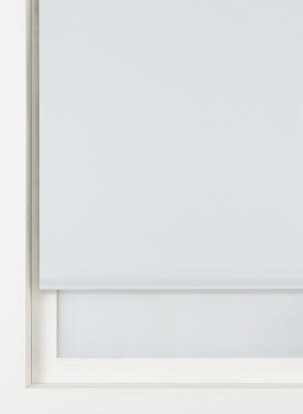 Rolgordijn uni verduisterend/witte achterzijde