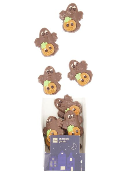 chocolade spookjes - 180 gram - 10030401 - HEMA
