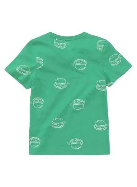 kinder shortama groen groen - 1000011156 - HEMA