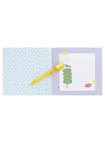 geheime briefjes met magische pen - 15990179 - HEMA