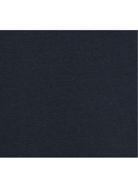 damesjurk donkerblauw donkerblauw - 1000007222 - HEMA