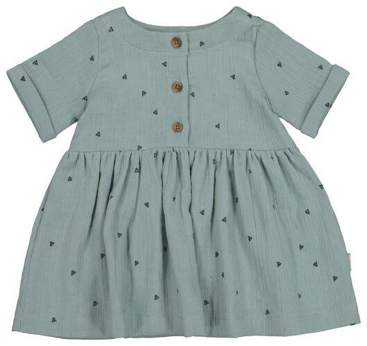 baby set blauw blauw - 1000019279 - HEMA