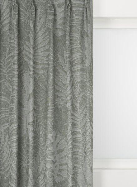 gordijnstof blaricum blad - 7232812 - HEMA
