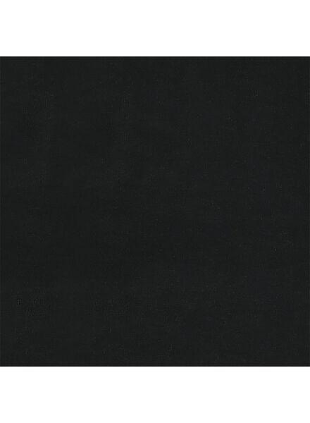 kinderlegging zwart zwart - 1000013981 - HEMA