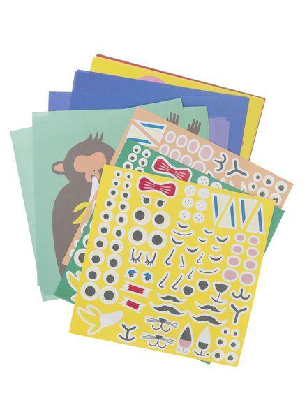 sticker creaties - 15970024 - HEMA