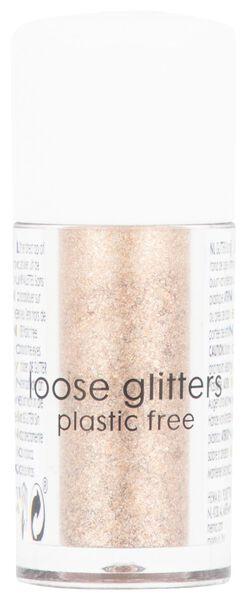 losse glitters - rose gold - 3 gram - 11200051 - HEMA