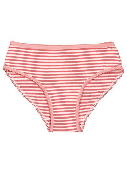 4-pak kinderslips roze roze - 1000014600 - HEMA