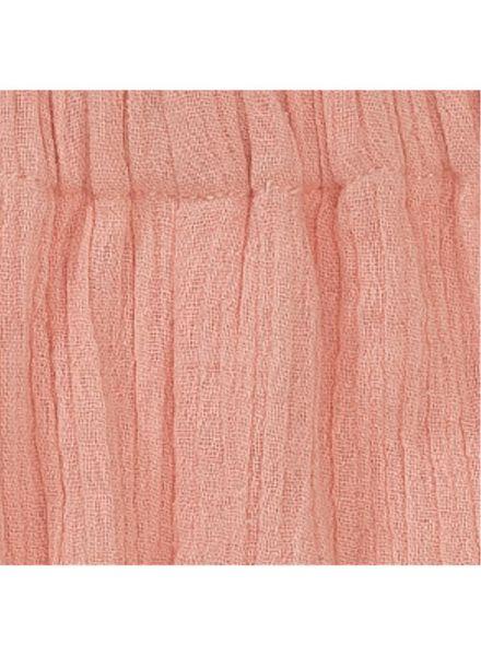 babyset tuniek en broekje lichtroze lichtroze - 1000013435 - HEMA
