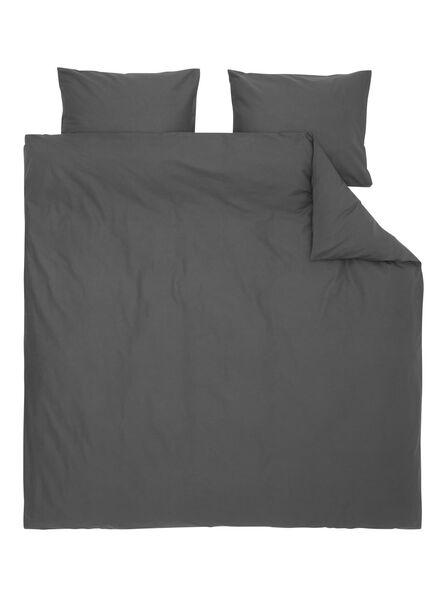 soft cotton dekbedovertrekset 200 x 200/220 cm - 5700172 - HEMA