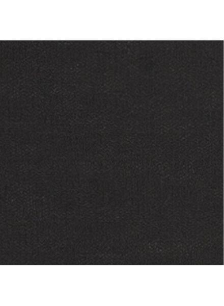 3-pak damesstrings wit/zwart XL - 19660154 - HEMA