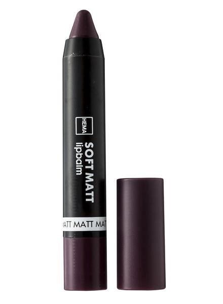 soft matt lipbalm - 11235409 - HEMA