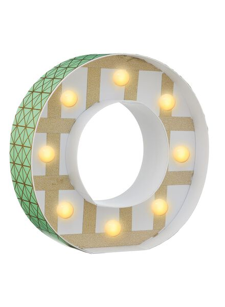 knutsel circusverlichting O - 60100317 - HEMA