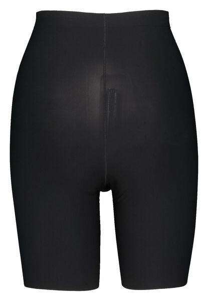 damesbiker second skin zwart S - 21580171 - HEMA