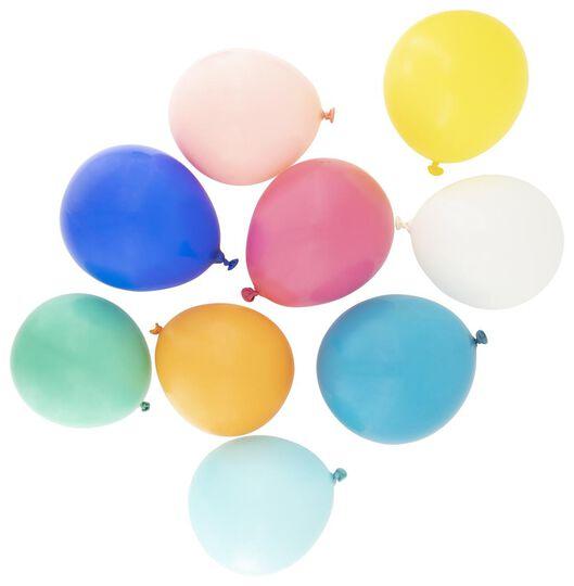 ballonnen 20 cm - 50 stuks - 14230262 - HEMA