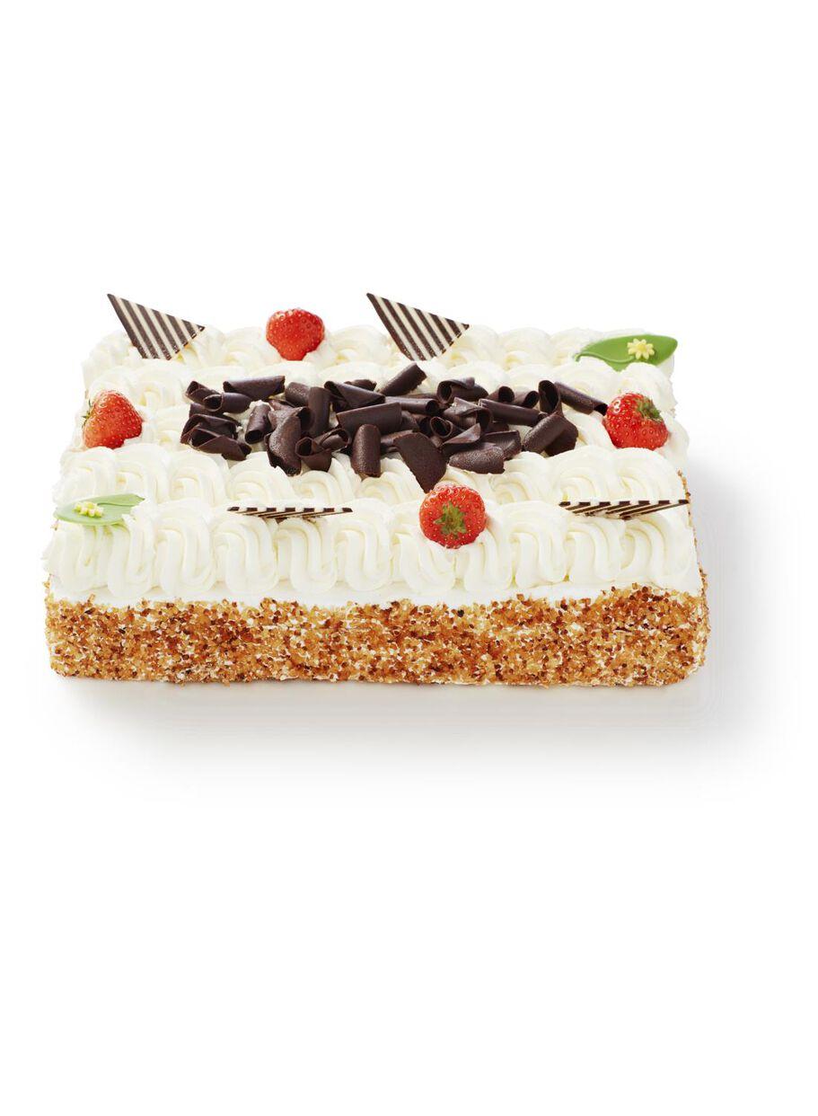 hema taart slagroomtaart XL 15 p.   HEMA hema taart