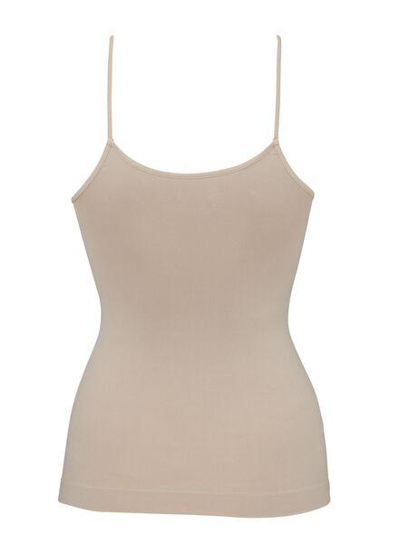 2-pak corrigerend dameshemd wit wit - 1000007764 - HEMA